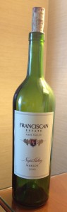 2008 Merlot by Franciscan Estate in Napa Valley